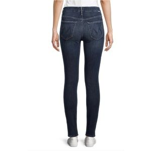 MOTHER Anthropologie Looker High-Waist Skinny Jeans size 28